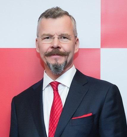Kauno miesto poliklinikos direktorius Paulius Kibiša