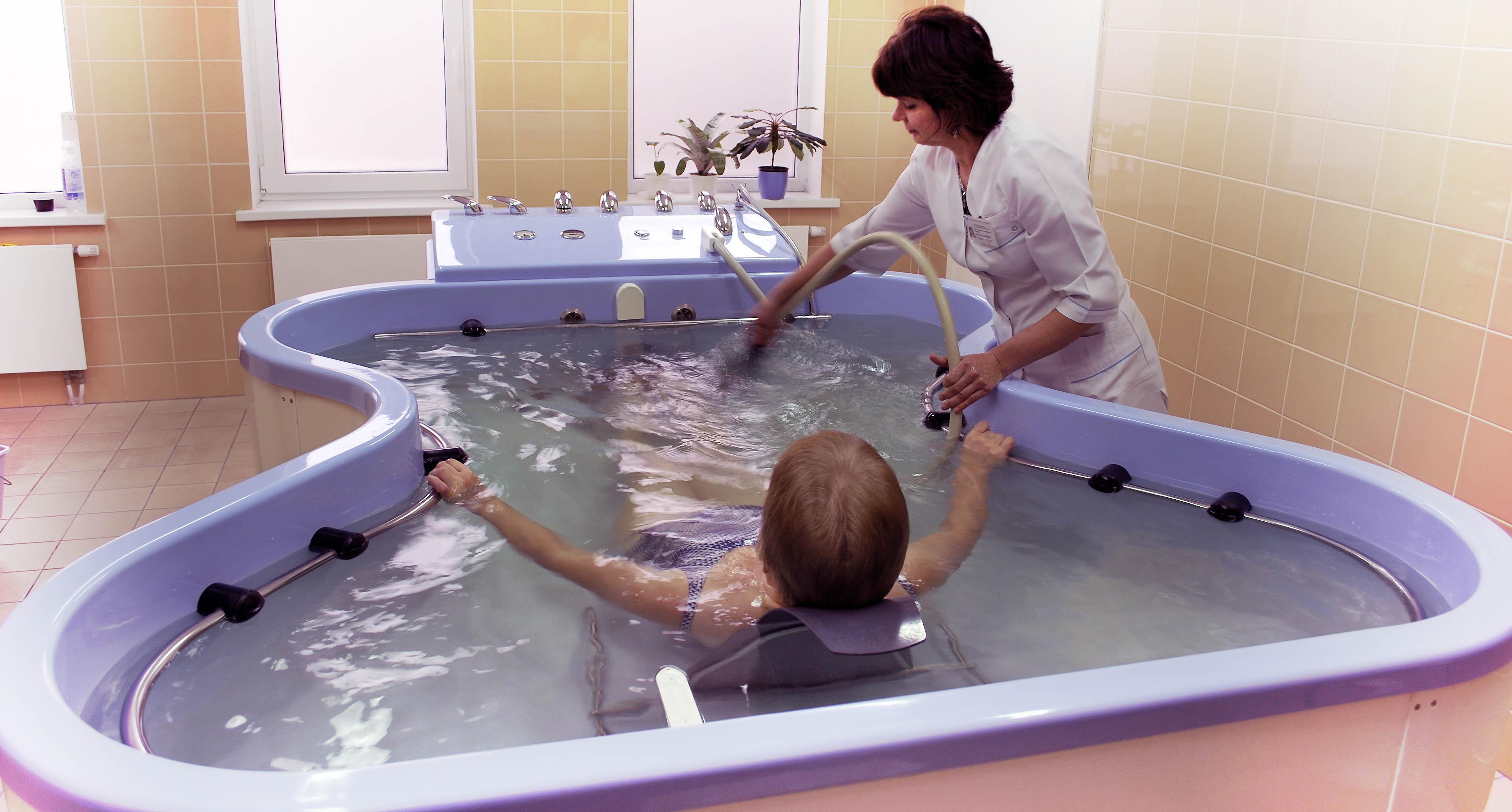 Vandens procedūros