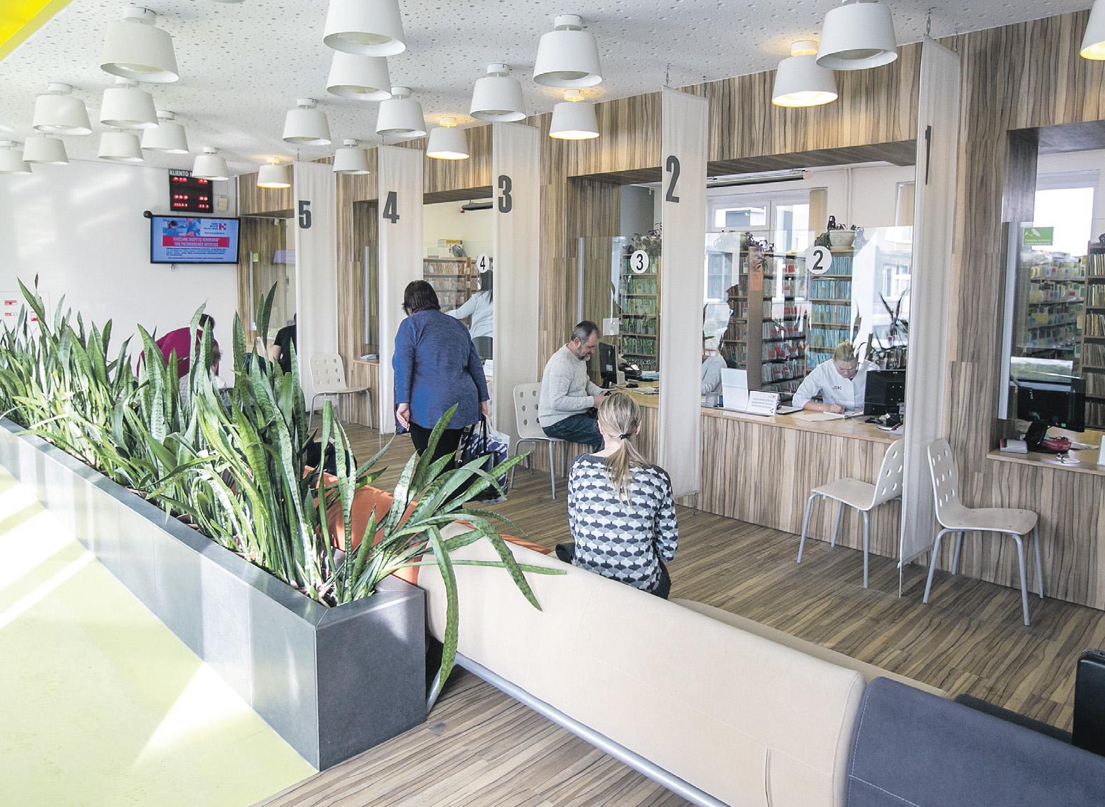 Siektina iniciatyva: Kaunas jau padidino algas medikams.